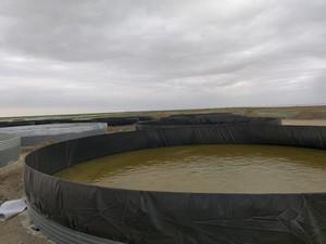 Balık yetiştiriciliği için tankı